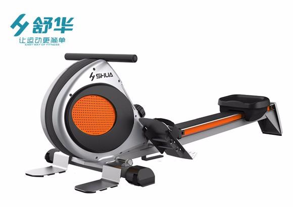 舒华家用磁控划船机SH-825